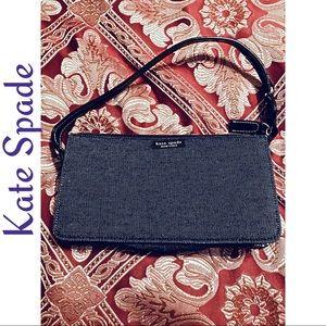 Vintage Kate Spade Denim Mini Bag.